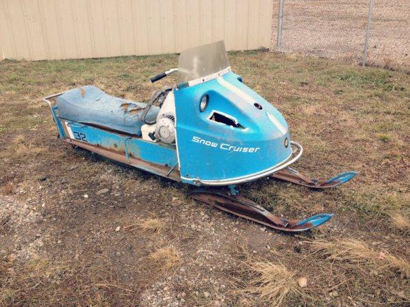 Snowcruiser RK32