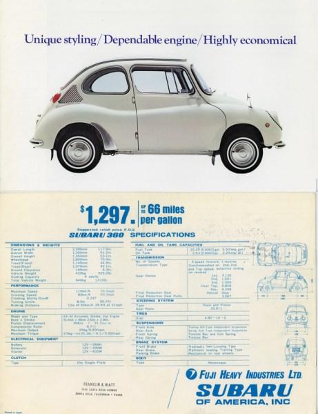 Subaru 360 ad 2