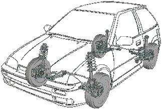 Junkyard Classic: 1989 Suzuki Swift GT