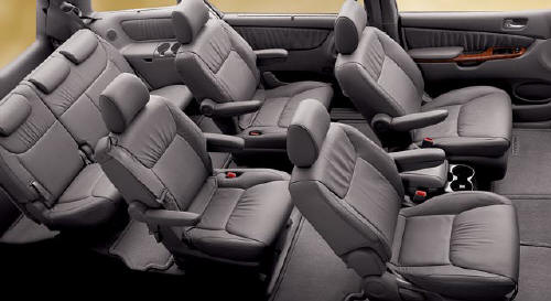 Siennas Were Available In Various Trim Levels, Ours Being The XLE, One Step  Below The Limited. Ours Was Fairly Loaded Including Leather (a Must With  Kids), ...