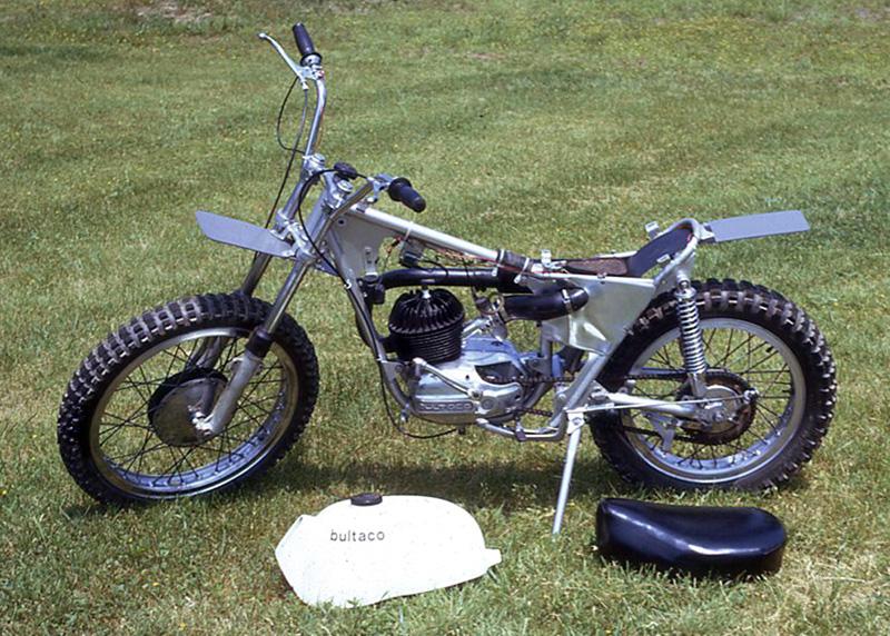 Bikes Of A Lifetime 1968 Bultaco Matador 250