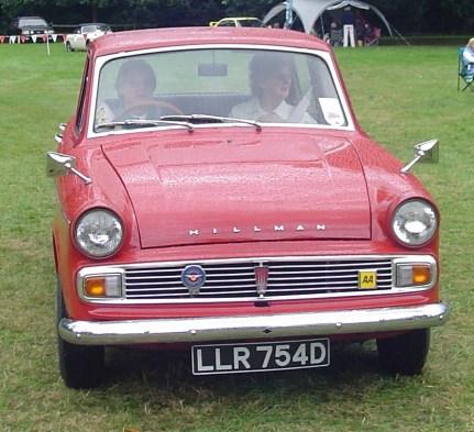 1966 Hillman Minx Series VI