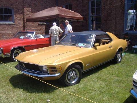 1970 Mustang4