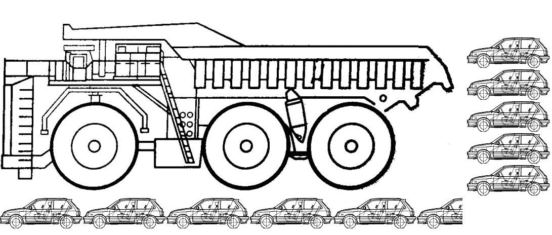Highway Side Classic: 1973 Terex Titan 33-19