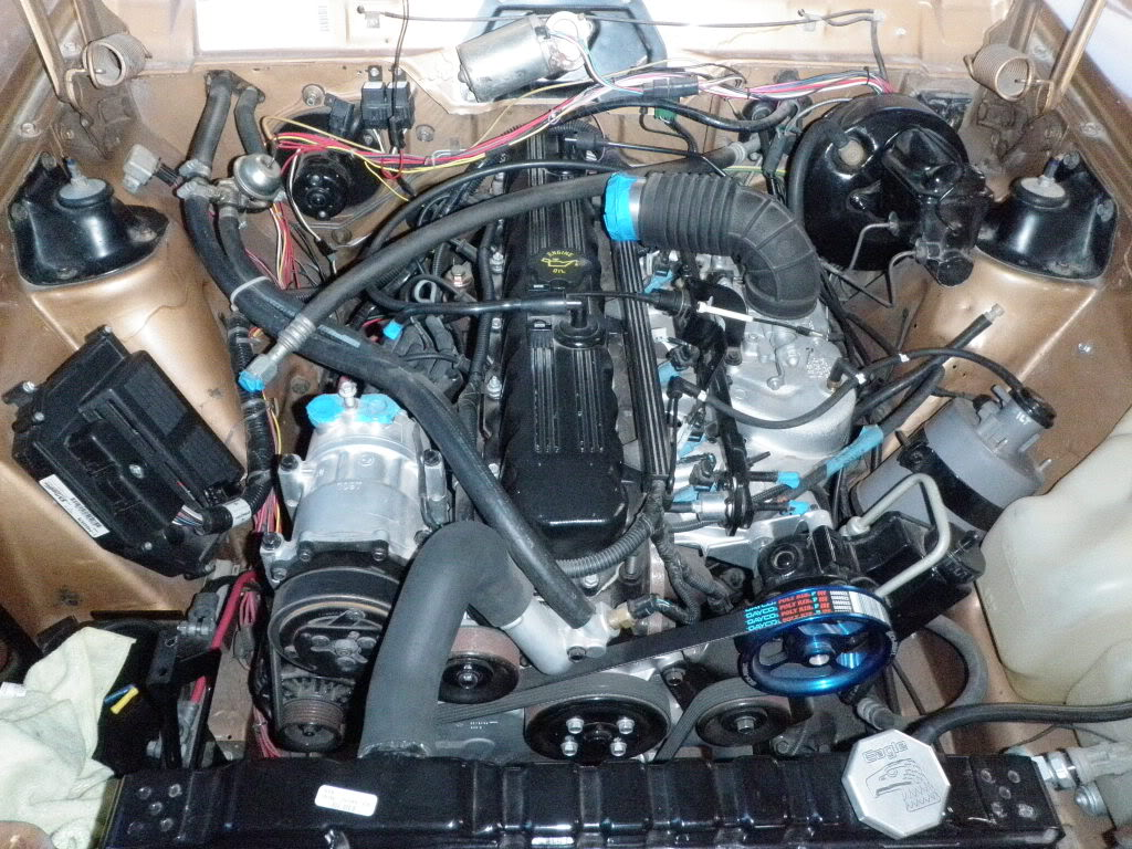 eagle engine wiring harness