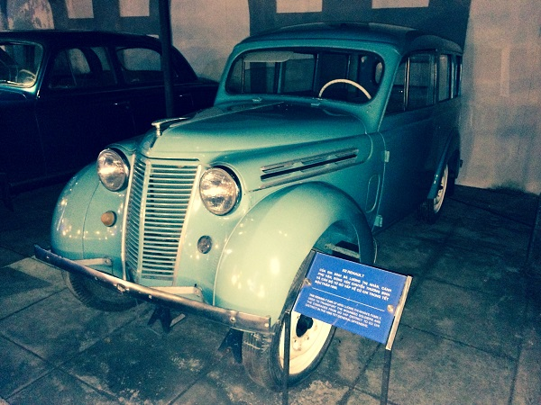 Museum Classics Historic Vehicles Of Saigon