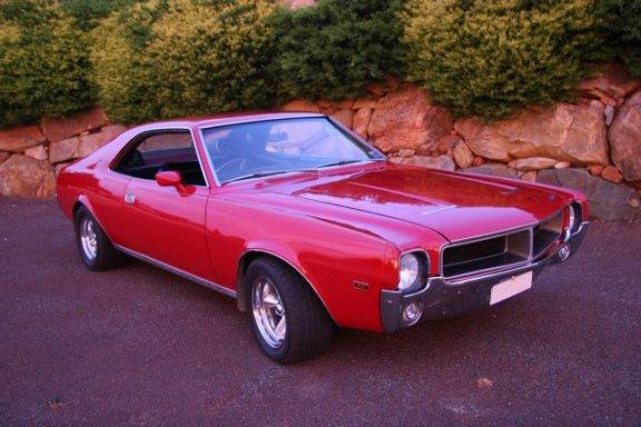 AMC 1969 Javelin