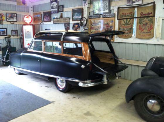 AMC Rambler 1952 wagon