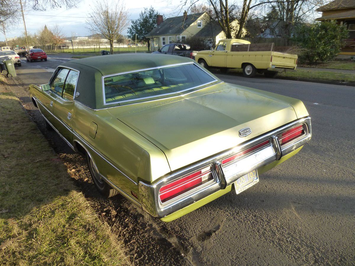 "Big Valley Ford >> ""My"" 1972 Ford LTD Is For Sale, Really"
