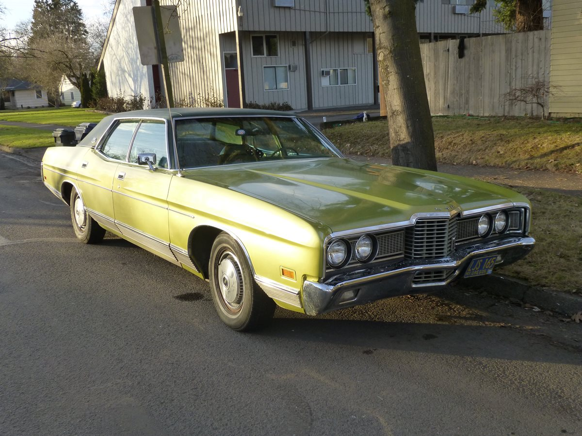 My 1972 Ford Ltd Is For Sale Really