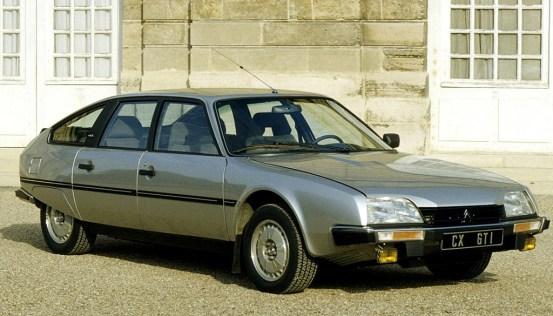 Citroen CX-25-GTi-1985
