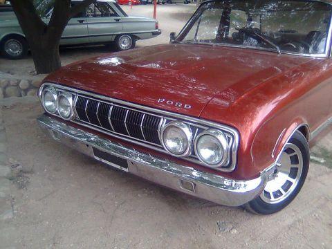 Ford ARG Falcon 1966 wiki