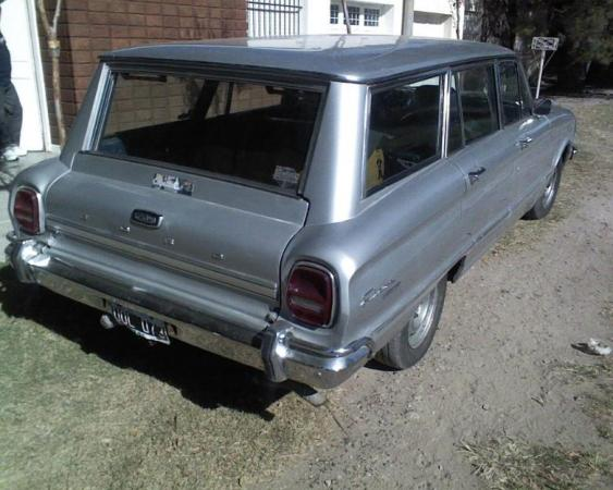 Ford ARG Falcon Rural 1977