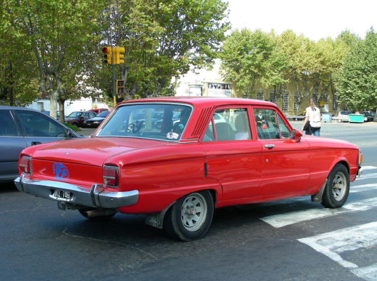 Ford ARG Falcon red 2