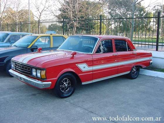 Ford ARG Sprint 1975