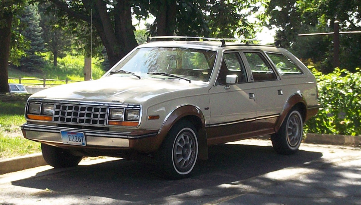 What If: AMC Eagle Wagon – Let's Talk Power Options
