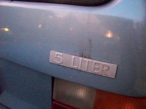 LaForza 5 liter