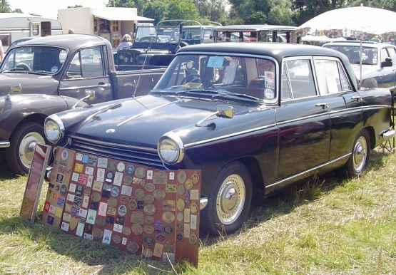 Morris Oxford Series VI