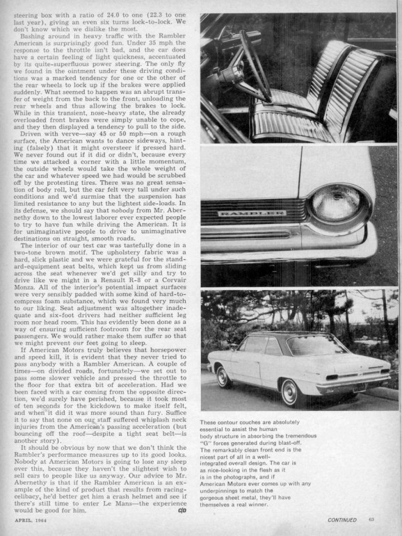 Rambler American 1964 C&D 002 1200