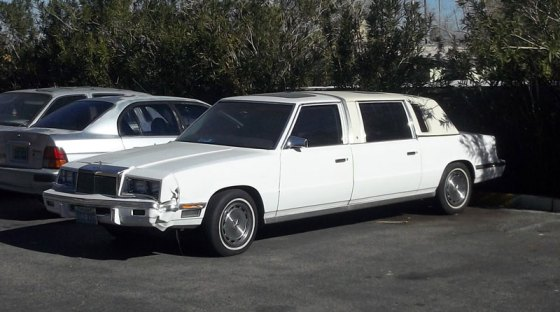 84 executive limosine