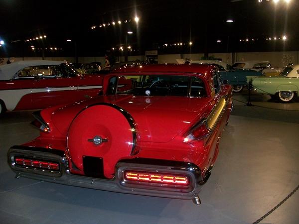 Mecrury Turnpike cruiser