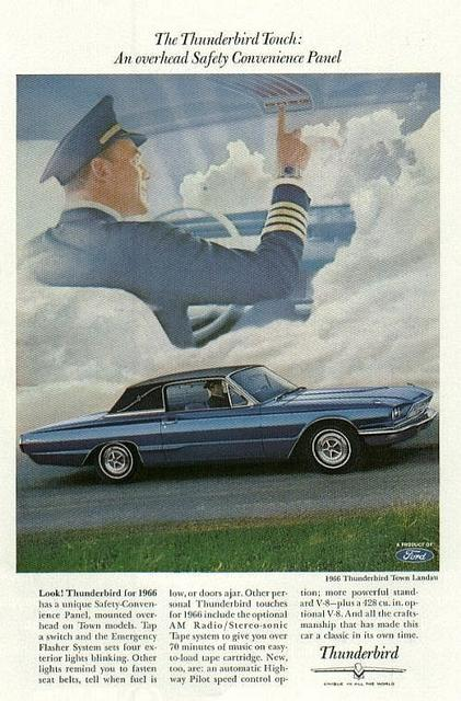 1966 Ford Thunderbird Ad-01