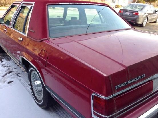 1990 Mercury Grand Marquis 9
