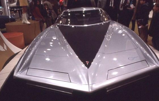 33 Pontiac Cirrus