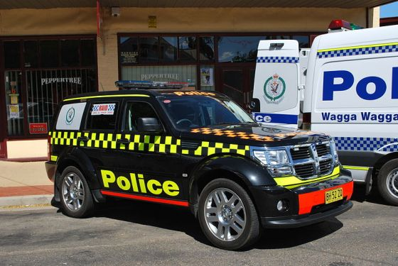 800px-Berrigan_NSW_Police_150th_Anniversary_Police_Car_003