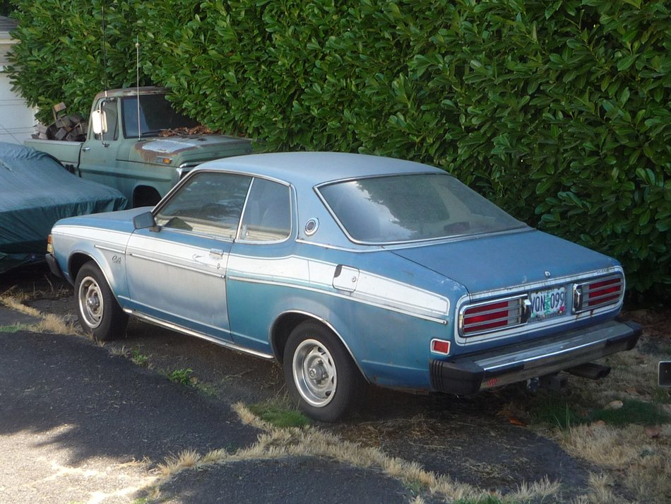 CC Colt Chronicles Part 2: 1974-1977 Dodge Colt (Mitsubishi Galant ...