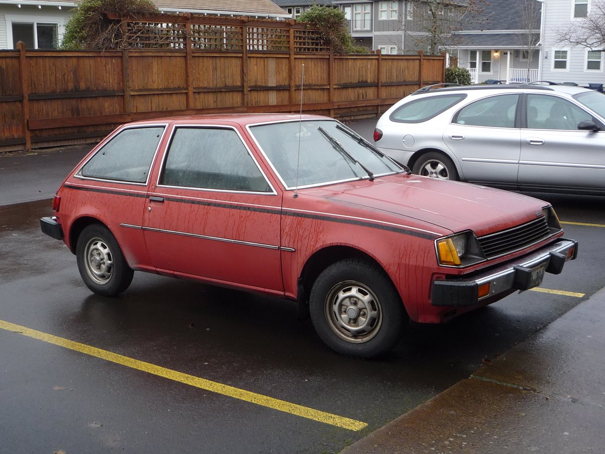 CC Colt Chronicles Part 5: 1979-1983 Dodge Colt and Plymouth Champ