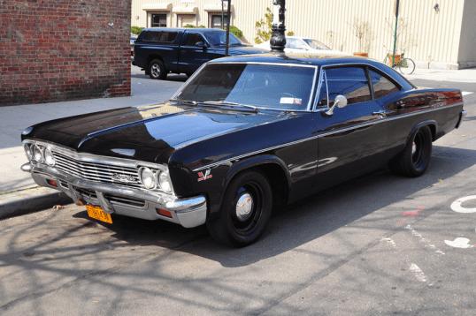 Chevrolet 1966 Impala 427 fq