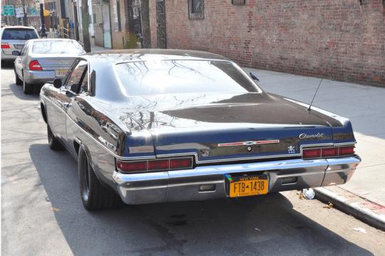 Chevrolet 1966 Impala 427 r