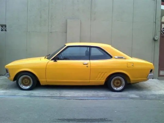 Dodge Colt 1972 coupe