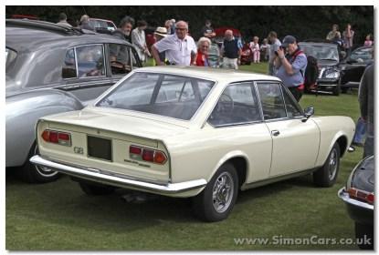 Fiat 124 Sport Coupe AC 1968