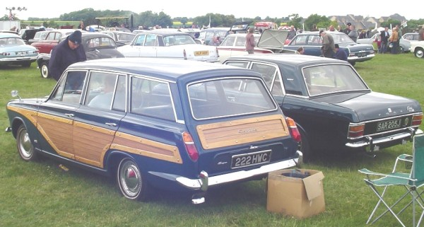 Ford Cortina Mk 1 estate