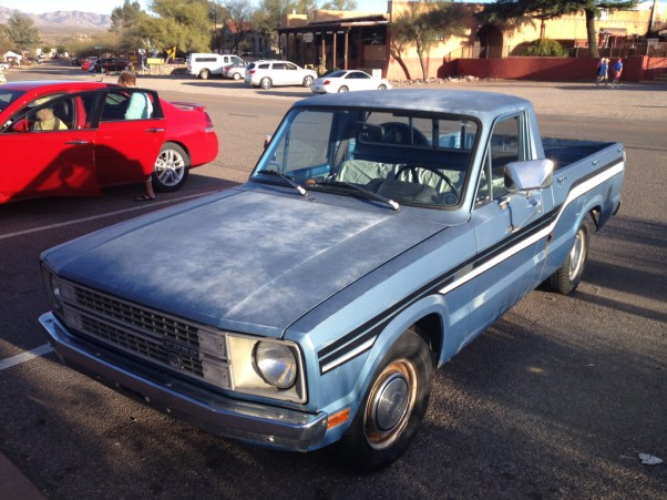 Ford Courier 5