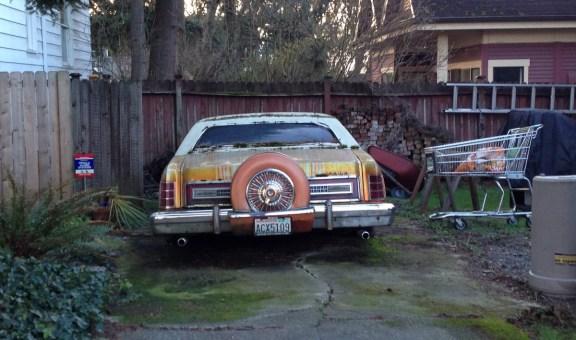 Ford LTD 1976 conti kit