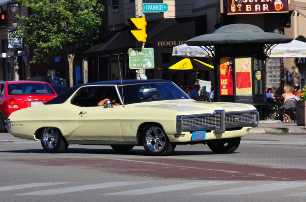 Pontiac GP 1968 fq