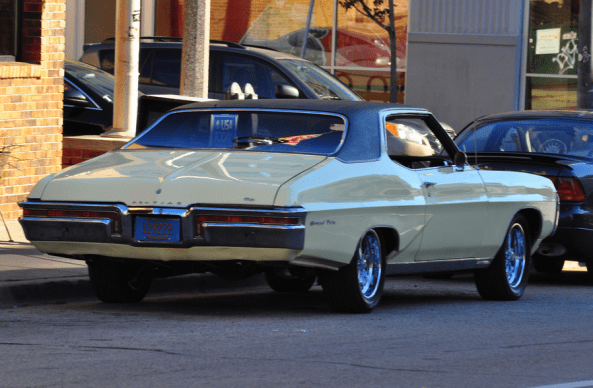 Pontiac GP 1968 r