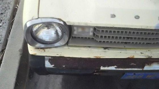 Rusty-Bumper
