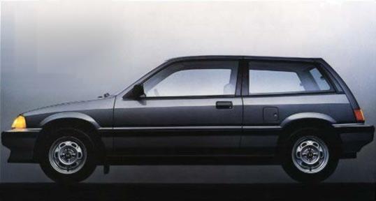 91 honda civic hatchback transmission
