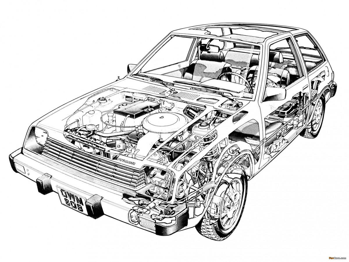 CC Colt Chronicles Part 5: 1979-1983 Dodge Colt and