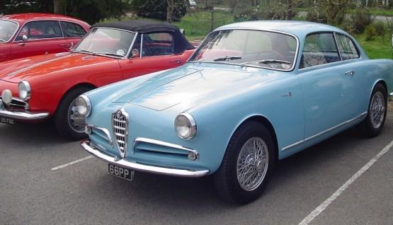 1958 Alfa Romeo Giulietta Sprint.1
