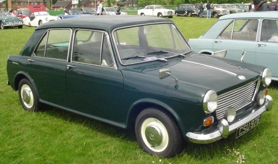 1963 Morris 1100 -2