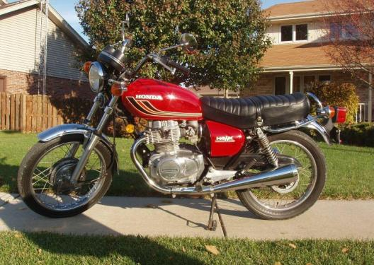 1978-CB400T source cycle chaos