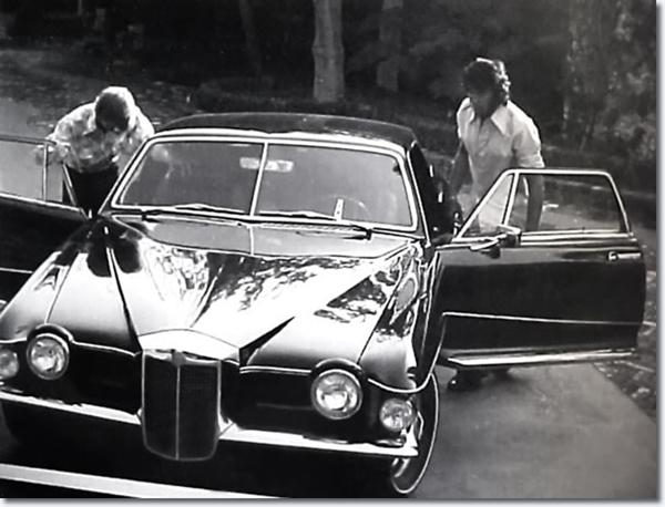 197 Stutz Blackhawk Elvis