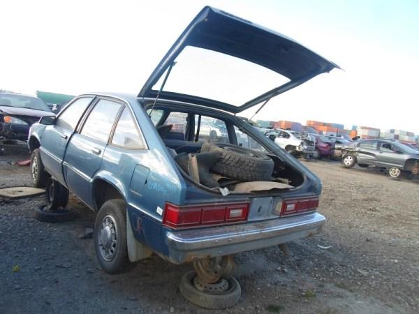 1984 Chevrolet Citation (1)