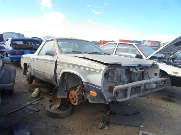 1986 Dodge Rampadge