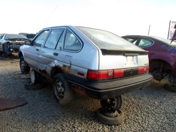 1987 Chevrolet Nova (1)